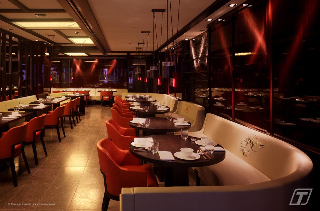 Hakkasan restaurant London