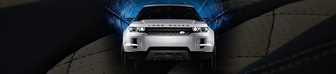 Range Rover Evoque re-trimm