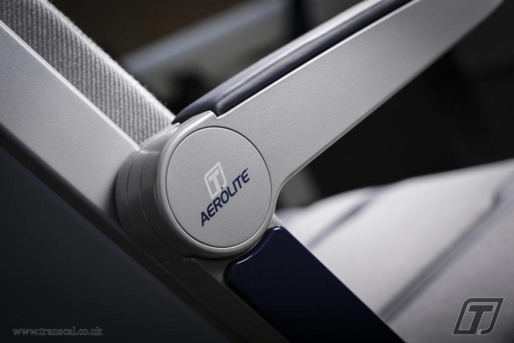 Transcal Aerolite rail seat 2016