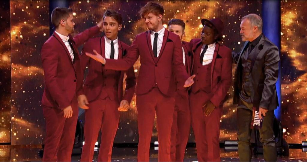 "BBC1 ""Let it Shine"" – Jordan Harvey"