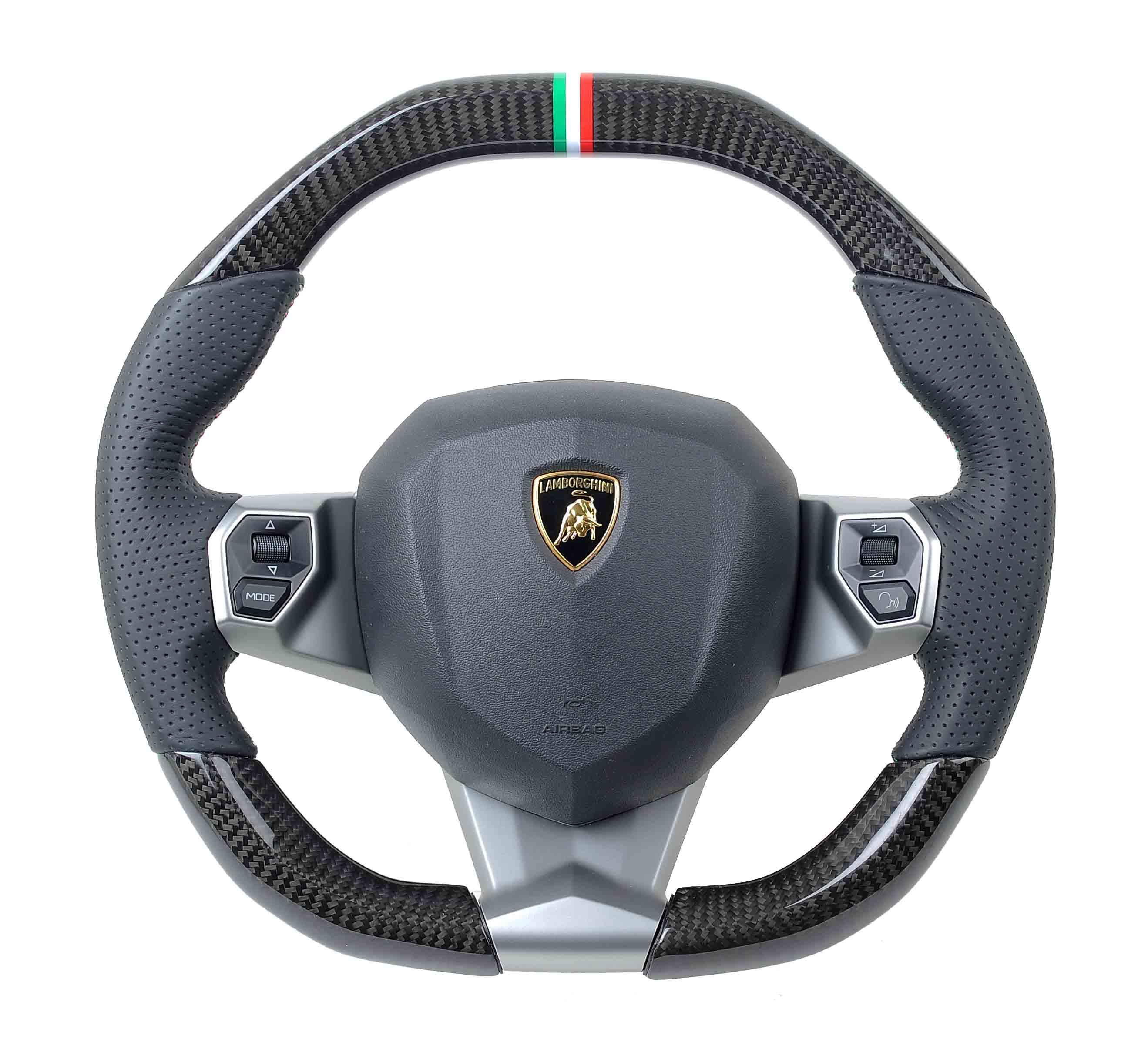 Lamborghini Steering Wheels Transcal