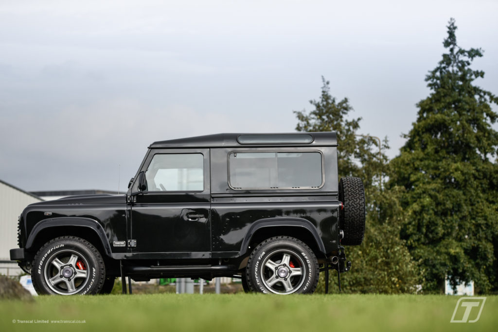 Land Rover Defender / Twisted