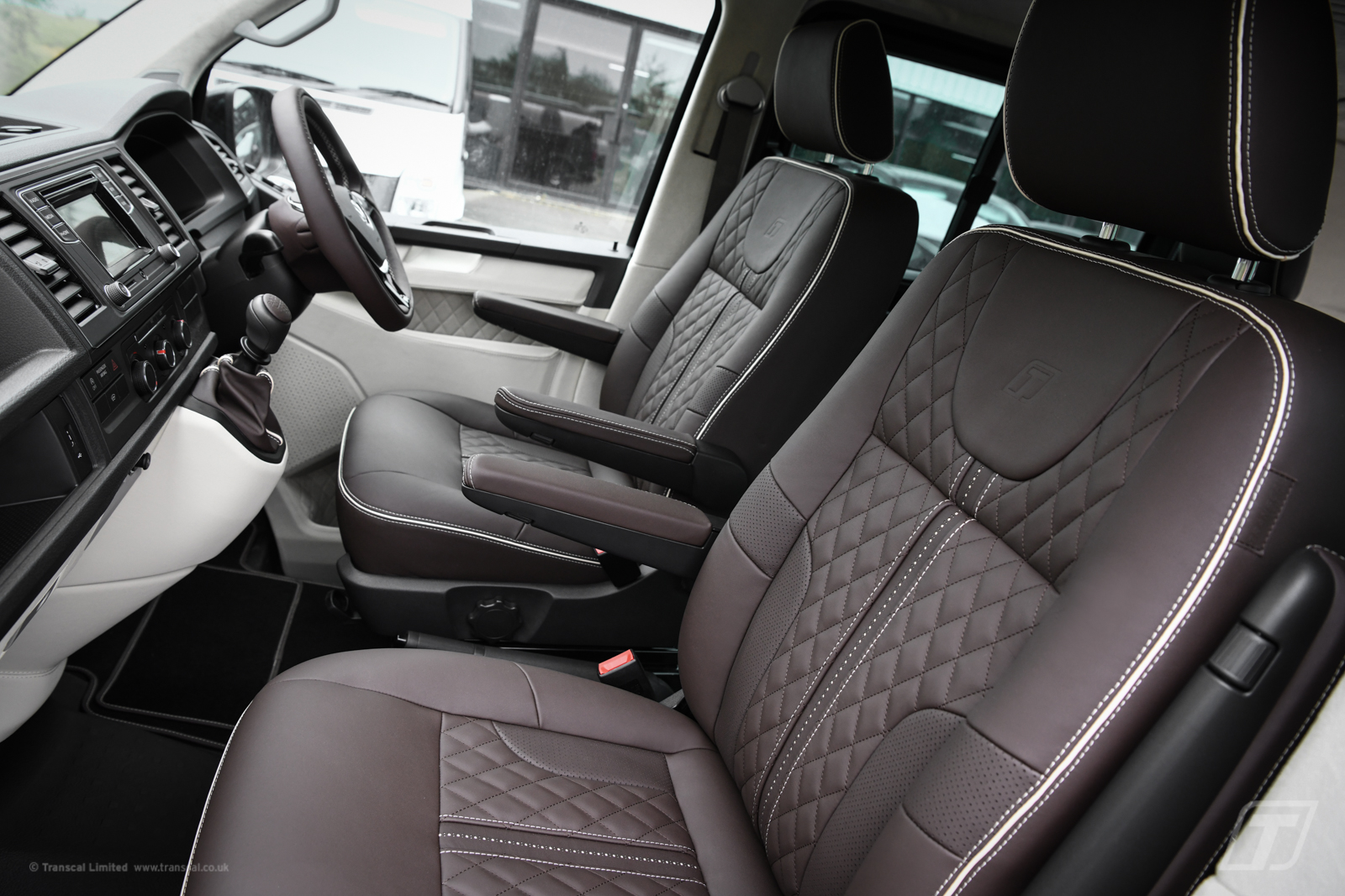 Sports Luxury T6 Seating Upgrade