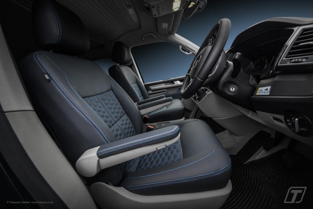 VW California Ocean bespoke car interior