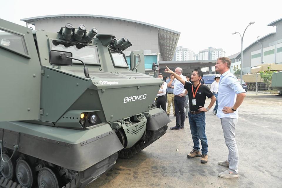 Bronco – ALL Terrain Vehicle