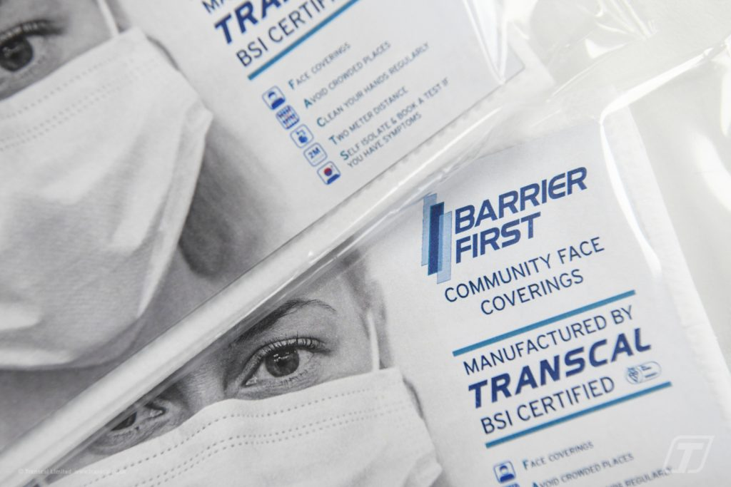 GIVEAWAY – 10,000 FACE COVERINGS