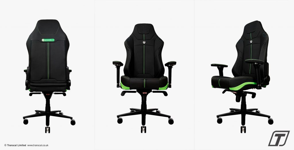 Gaming Chair Released Exclusively for Xbox Launch