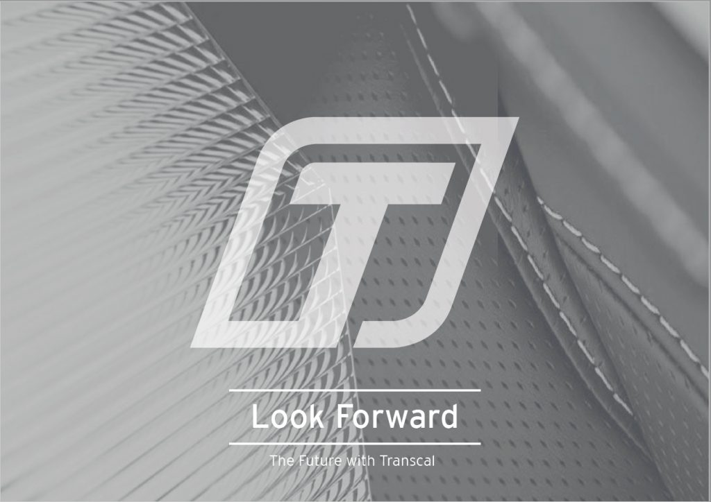 LOOK FORWARD / THE FUTURE WITH TRANSCAL global trend report 2021